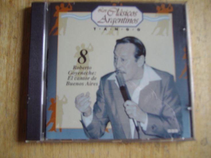 Los Clasicos Argentinos - Tango - Volumen 8 - Goyeneche