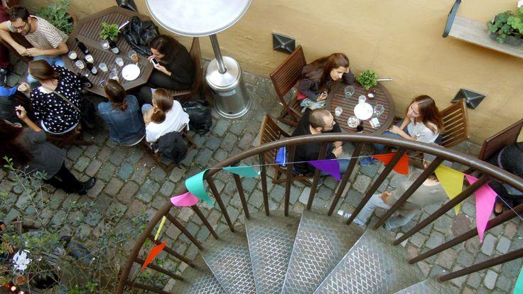 Spisehuset Rub & Stub: surplus food restaurant