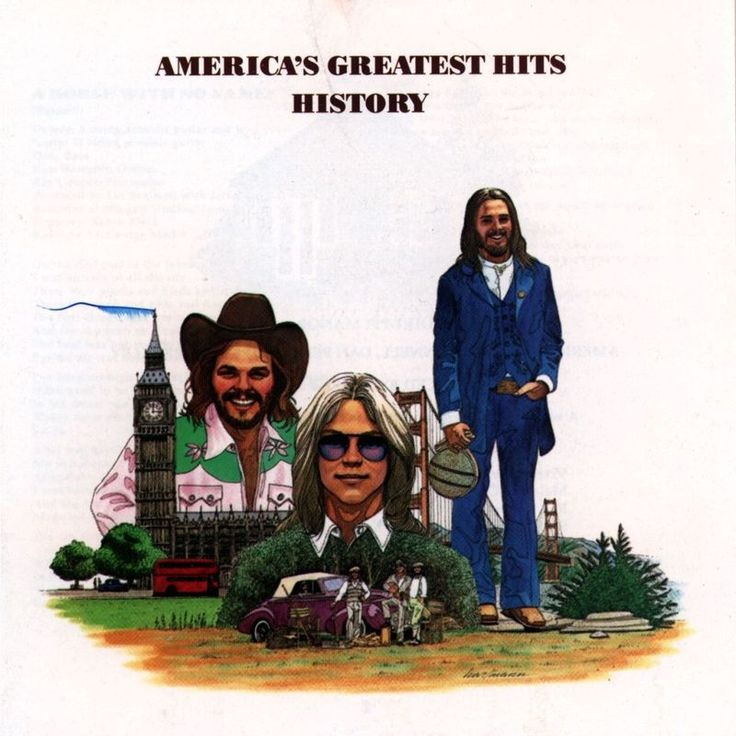 Lonely People by America - America's Greatest Hits - History