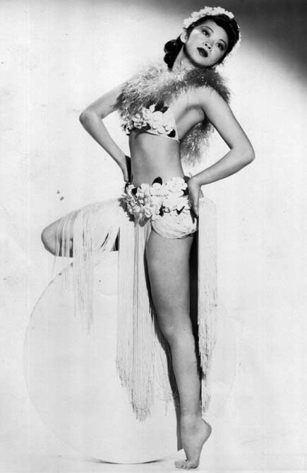 """Ellen Chinn was called the """"Chinese Betty Grable,"""" thanks to her long legs. """"Forbidden City: The Golden Age of Chinese Nightclubs."""""""