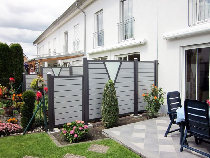 992 best Cheap PVC WPC Fence images on Pinterest Outdoor