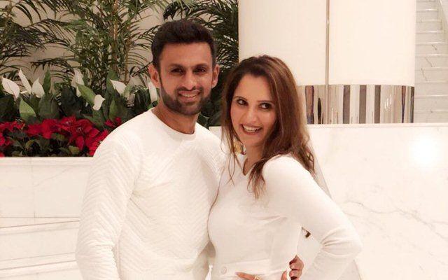 Sania Mirza wishes husband Shoaib Malik on his birthday
