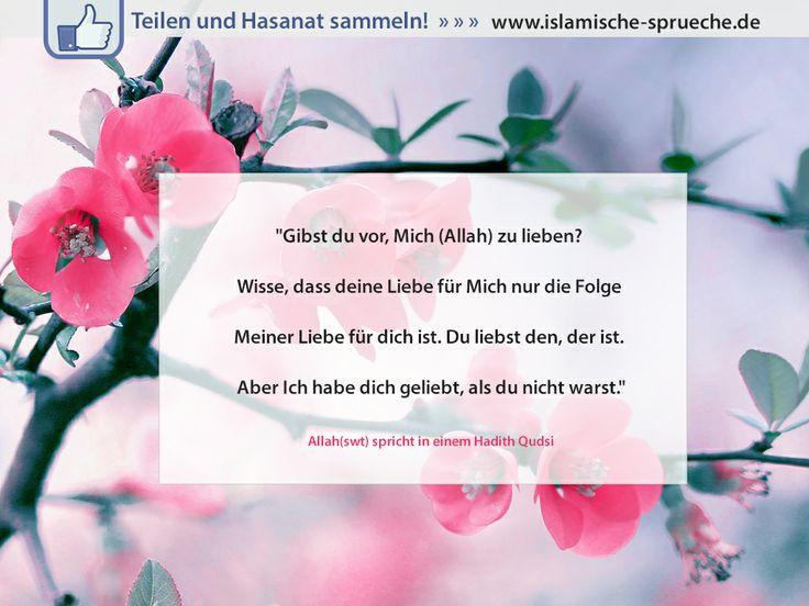 Fesselnd Allahu0027s Liebe Http://islamische Sprueche.de/hadith Zitate/