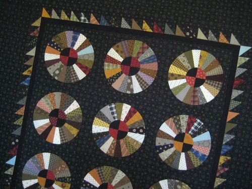 35 Best Wagon Wheel Quilts Images On Pinterest Quilt