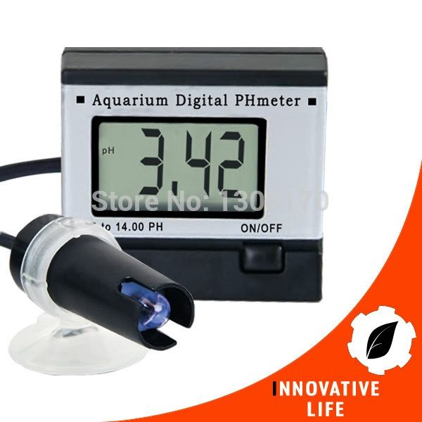27.12$  Buy here - http://aliusw.shopchina.info/go.php?t=2020998327 - Mini Digital pH Meter Hydroponics Aquarium with 1M 1Meter Fixed Cable 0.00~14.00pH + 2 Buffer solutions Monitor Tester 27.12$ #buyonlinewebsite