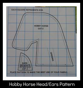 The Sugar Cube: Hobby Horse Pattern & Instructables