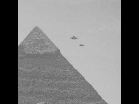 Strange Things: ALiENS Built the Pyramids ? - UFO - Documentary