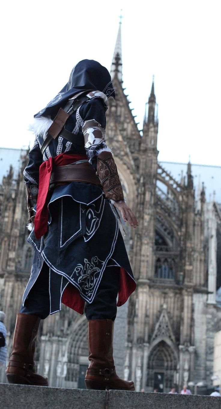Assassin's Creed cosplay by *S-Seith on deviantART