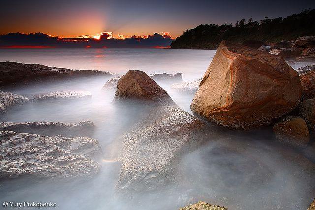 Sydney, Australia :: Whale Beach by -yury-, via Flickr