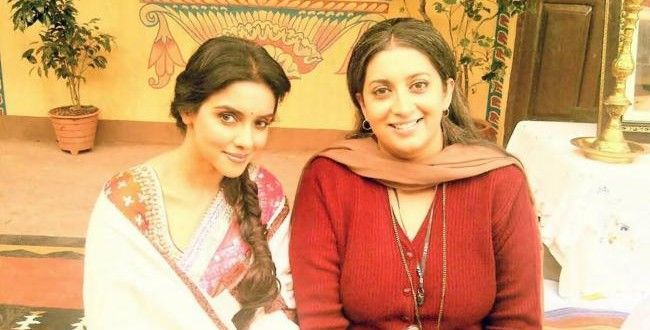 Smriti Irani Loves Asin: Gets Along Famously on the sets of All is Well