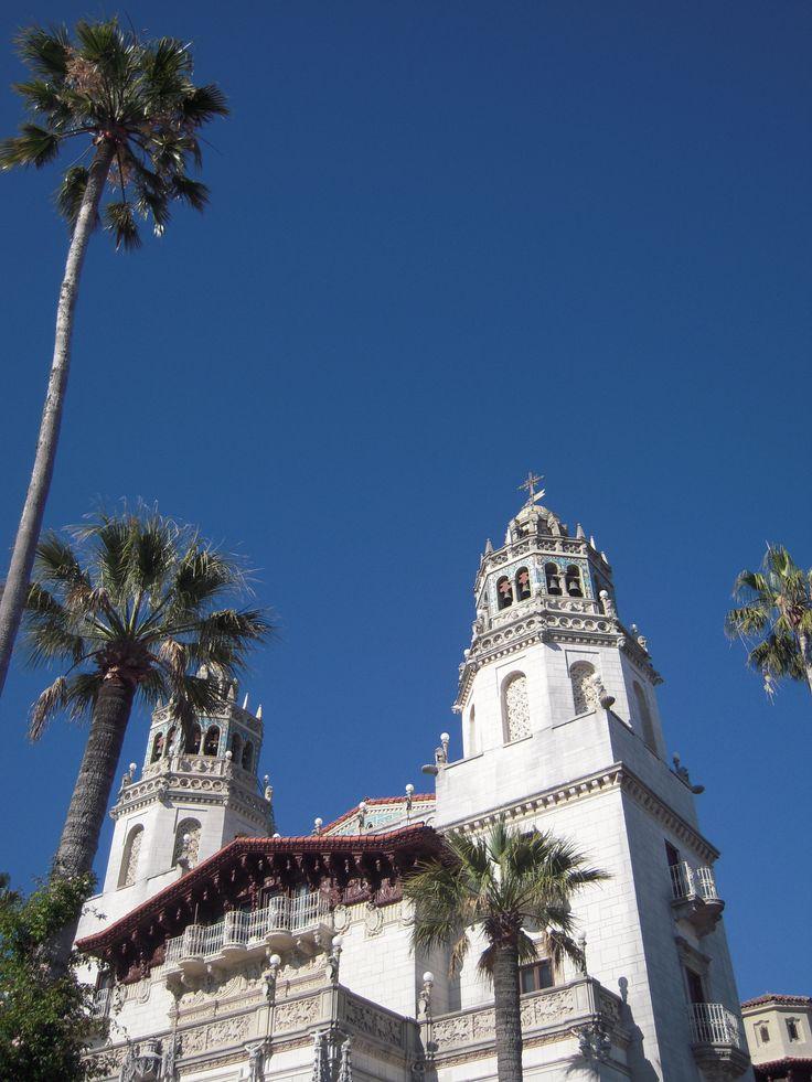 Hearst Castle, California , in viaggio verso Los Angelest