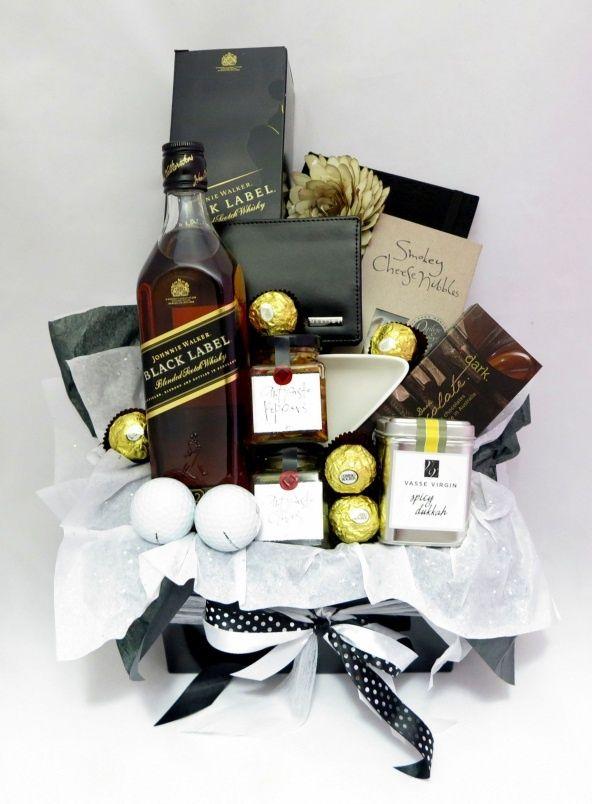 Wrap Tup Gift Hampers  Johnnie Walker Black Gift Hamper