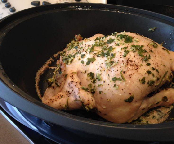 Recipe Whole Steamed Chicken by anitaghealey - Recipe of category Main dishes - meat