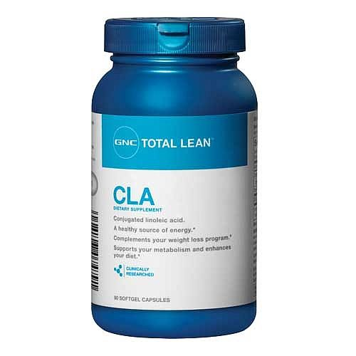 GNC Total Lean™ CLA - these have made the difference in definition for me <3