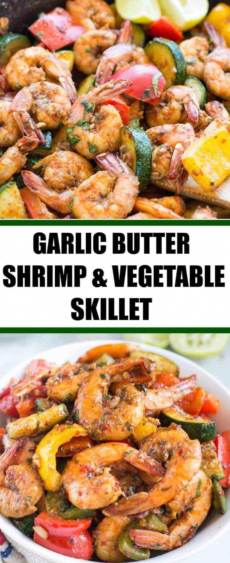 Garlic Bread and Shrimp Sheet Pan Dinner   Fast dinner ...   Breaded Shrimp Dinner Ideas