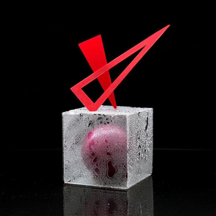 Bold New Mathematical Cake Designs by Dinara Kasko