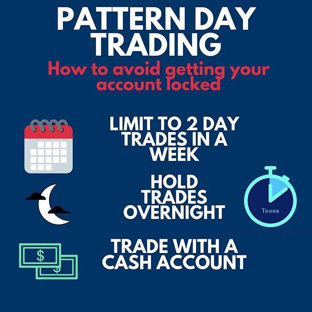 3 Ways To Avoid Getting Your Account Locked For Pattern Day