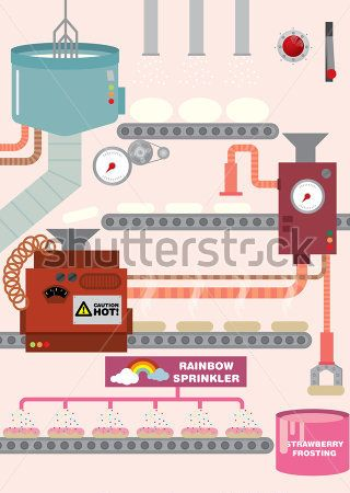 factory vector - Google Search