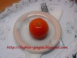 Τα φαγητά της γιαγιάς - Μαντάρινι γλυκό του κουταλιού