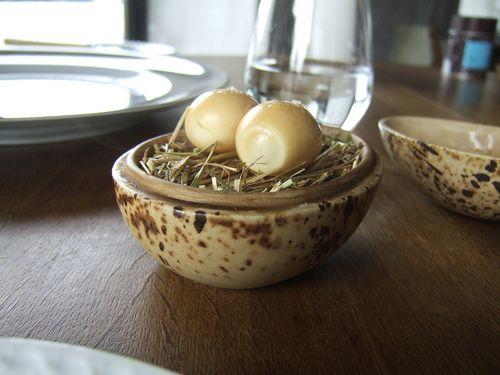 by Chef Rene Redzepi owner of Noma (Copenhagen) ~ #1 Restaurant in the world 2010, 2011
