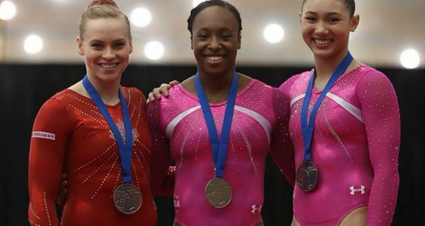Gymnastics News Network Says enough with the Pink, Lets show our True Colors   Gymnastics News Network.