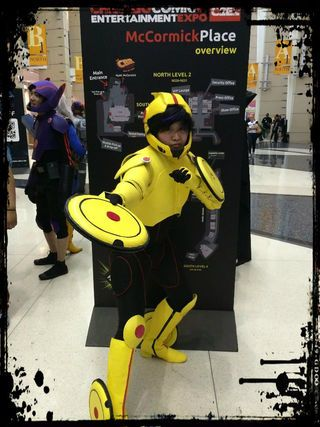 Gogo Tomago is the yellow speedster of the Big hero 6 team. She's spunky, likes to take charge, and is an overall B. A. After watching the movie Big Hero 6, my...