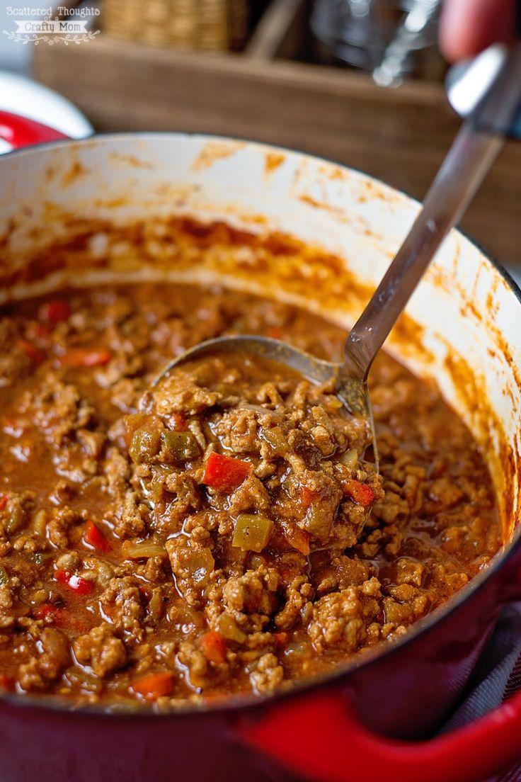 Keto Brisket Chili Recipes