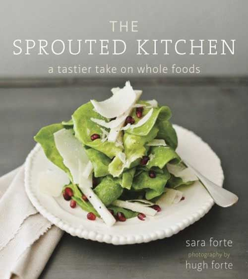 """The Sprouted Kitchen"" by Sara Forte features 100 tempting recipes that take advantage of fresh produce, whole grains, unsaturated fats, and natural sugar alternatives. Check out two recipes from this book: Golden Beet Salad with Cider Vinegar Dressing (http://soc.li/sU5yIuY) and Cauliflower Capellini (http://soc.li/MKuh9aH)"