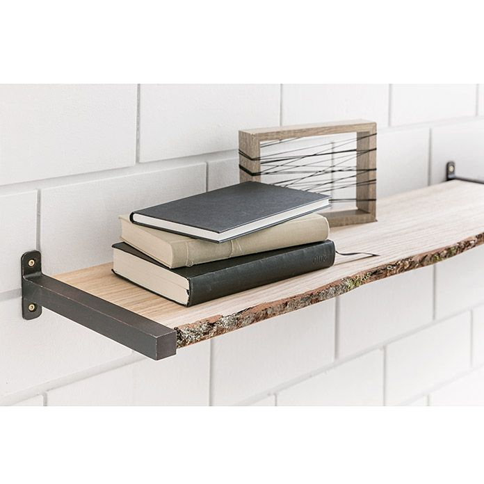 Duraline Modern Regalboden 4xs L X B X H 80 X 23 5 X 1 8 Cm Eiche Mobel Zum Selbermachen Regal Wohnungseinrichtung