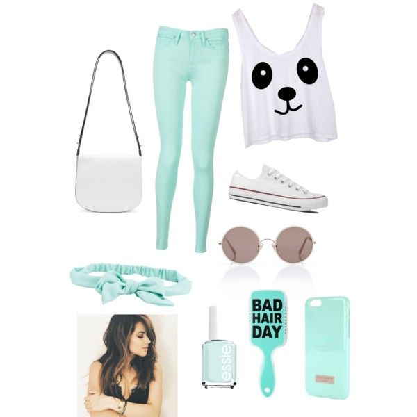 ? by cansu-sakin on Polyvore featuring polyvore, moda, style, Tommy Hilfiger, Converse, COSTUME NATIONAL, Sunday Somewhere, Ted Baker, Aéropostale and Essie