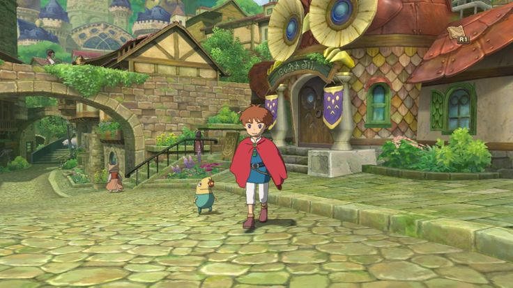 10959  320x240 Ni No Kuni Town Whimsy will only get you so far    Ni no Kuni: Wrath of the White Witch review