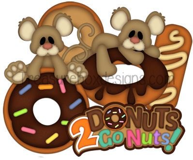 Donuts 2 Go Nuts!