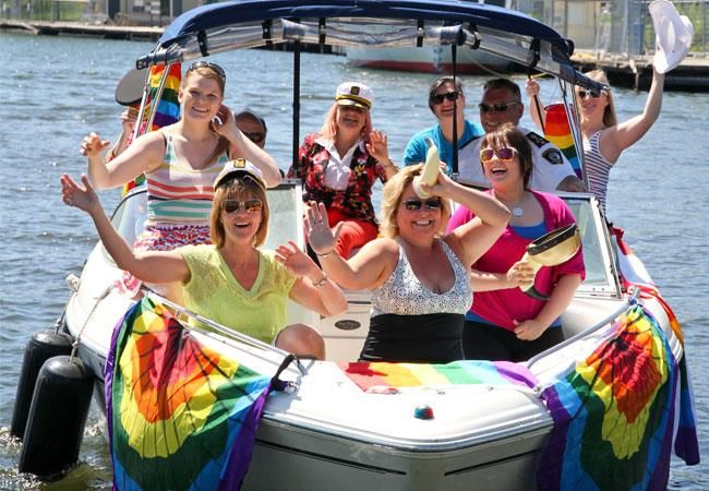 Summer Solstice: Pride in the 1000 Islands is returning in June 2014. Follow the events link at http://www.1000islandstourism.com/