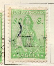 Angola 1932 Early Issue Fine Used 80c. 105760