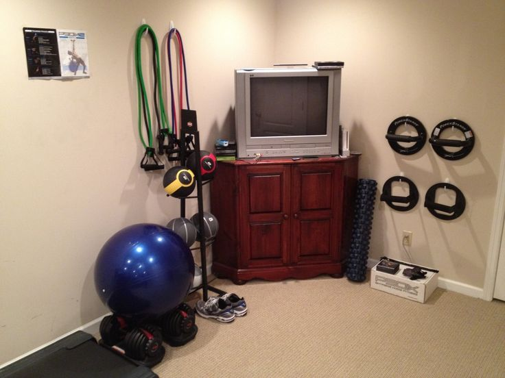 37 best images about Home Gym Ideas on Pinterest  Rubber flooring
