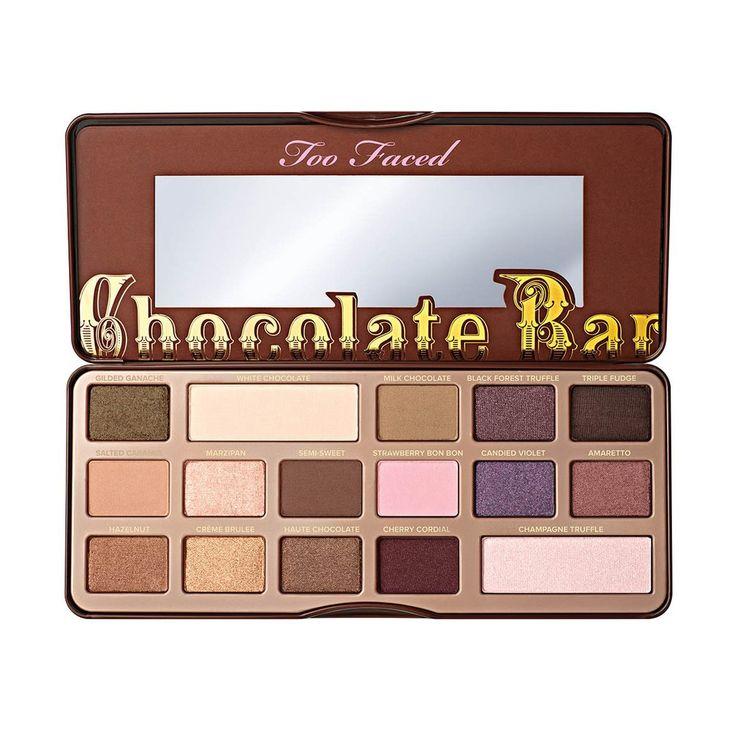 CHOCOLATE BAR EYE SHADOW PALETTE