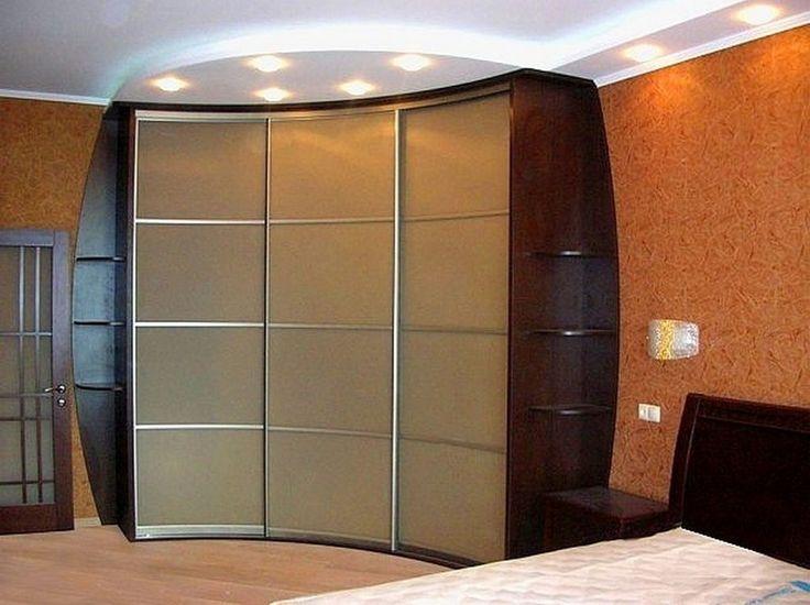 шкафы-купе угловые в комнату