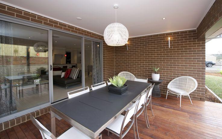 Winton outdoor dining/afresco inspiration  #alfresco #dining #outdoor #inspiration