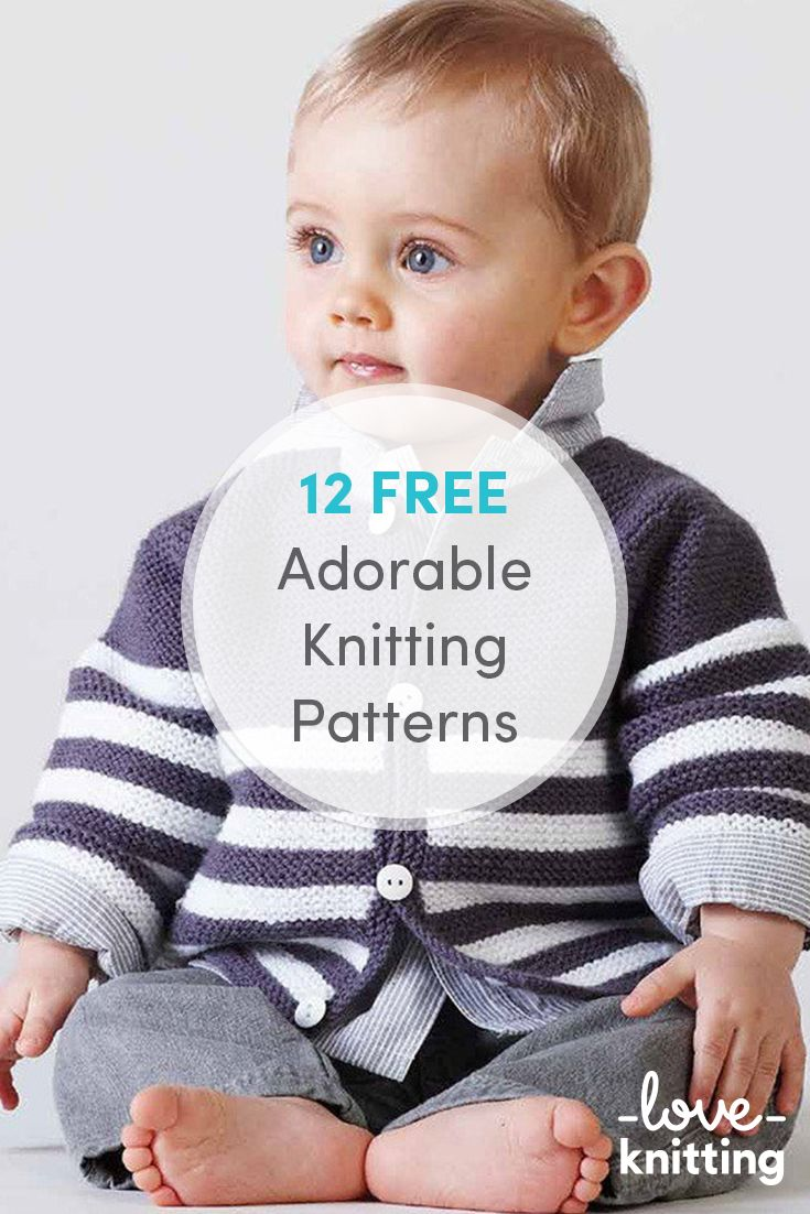 4182 best baby images on pinterest sign up to our free newsletter today to get 12 free adorable knitting patterns deals bankloansurffo Choice Image