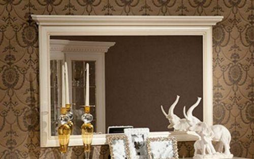 Зеркало Престиж (Prestige) слоновая кость-Фото