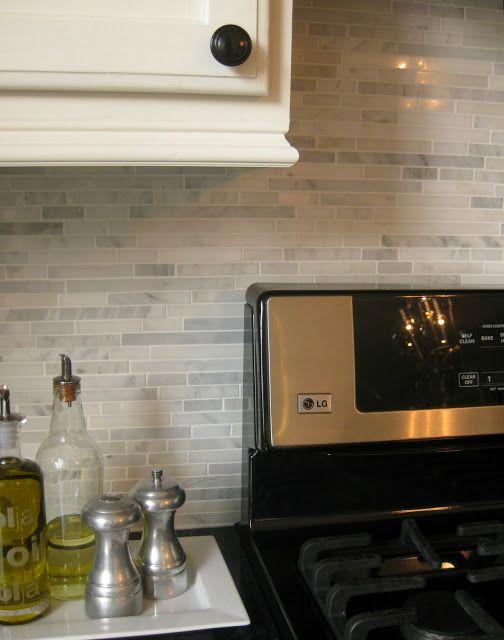 installing a marble backsplash mosaics tile and kitchen