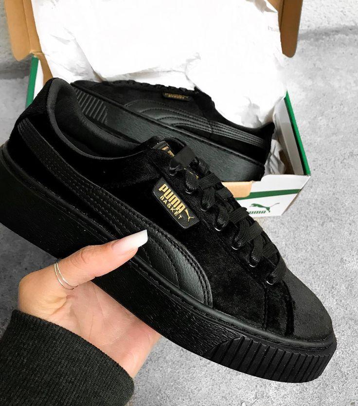 Femmes Panier Coeur Perf Sneaker Gomme Pumas Ul2ltR6GZJ