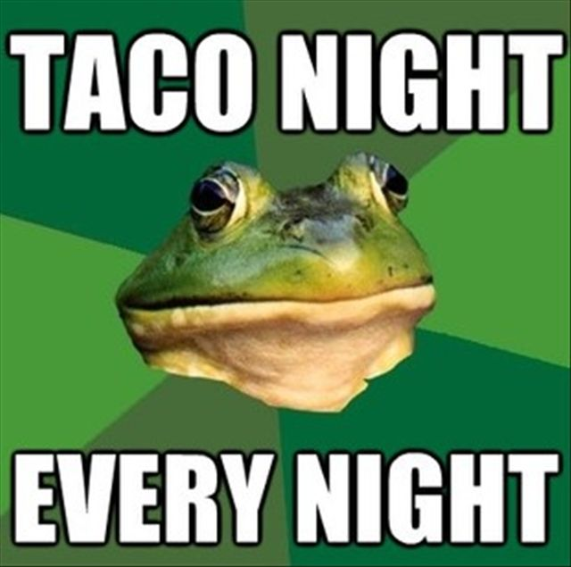 Taco Tuesday Funny Quotes Quotesgram