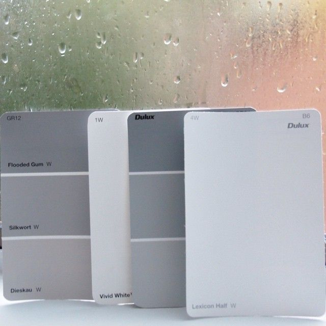 Not The Day You Want To Be Choosing A Grey Paint Palette