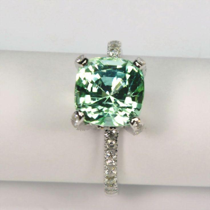 25 Best Ideas About Tourmaline Ring On Pinterest Green