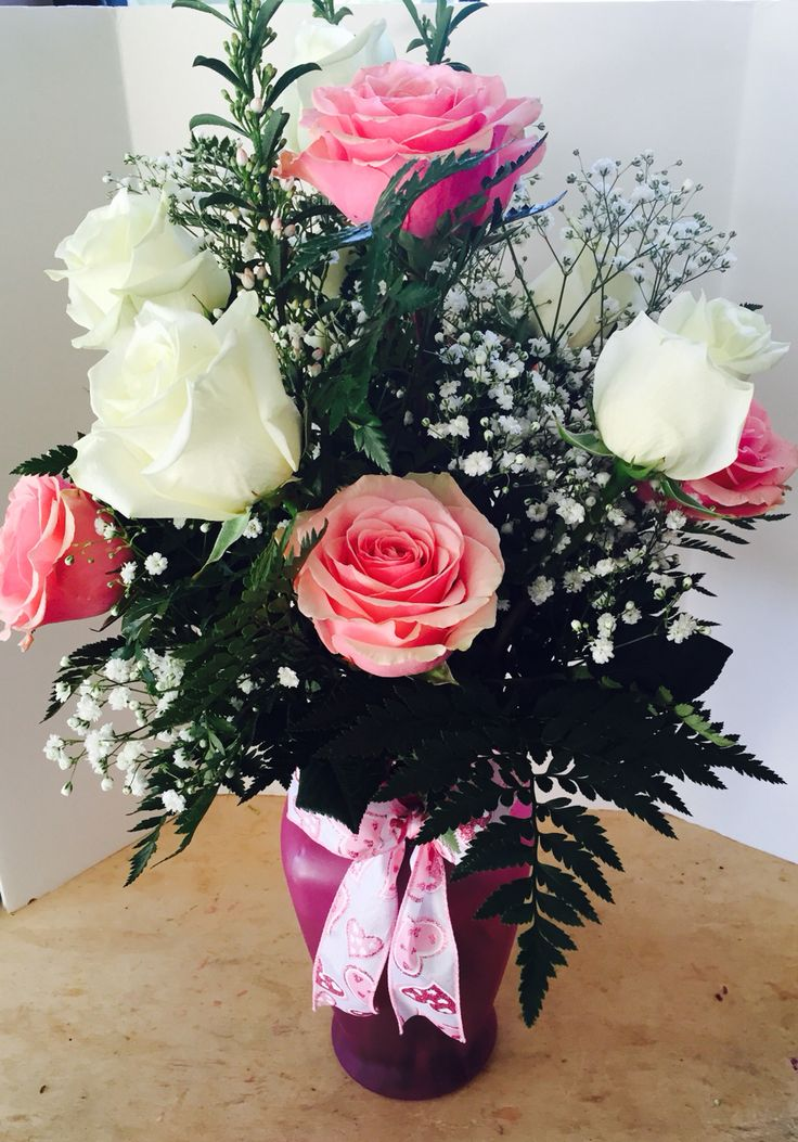 Tell someone you love them with flowers from Creative Creations Floral-Your Personal Florist.