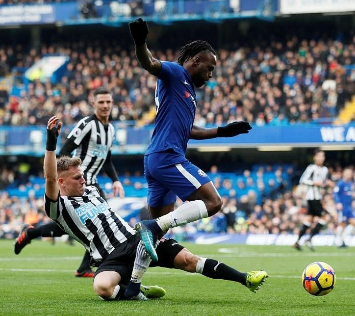 Victor Moses Shines In Chelsea vs Newcastle 3-1 Defeat http://ift.tt/2iEqFpJ