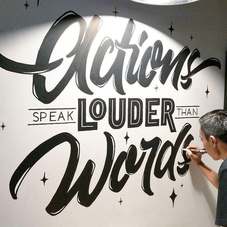 @kulapanik taking action - #typegang - free fonts at typegang.com | typegang.com #typegang #typography