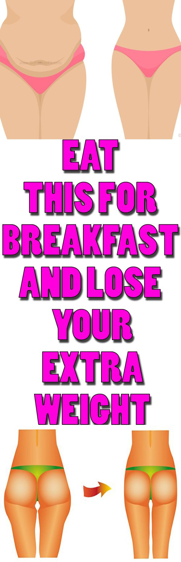Eat This for Breakfast and Lose Your Extra Weight