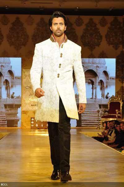 Soma Sengupta Indian Men- Sophisticated White & Black! | Soma Sengupta's Fashion for the Indian man